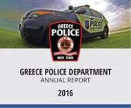 Office of the Chief of Police - Greece NY Police Department